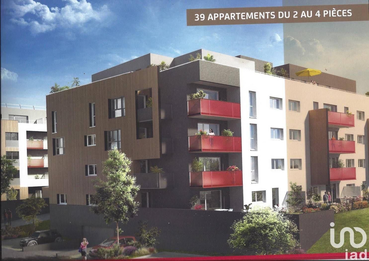Vente Appartement Vente Appartement 3 pièces  à Noyal-chÂtillon-sur-seiche