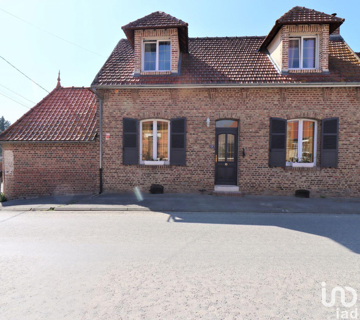 Vente Maison Gratibus (80500)